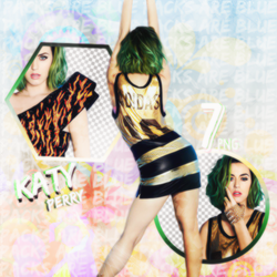 PNG PACK 9 By Fnguler (Katy Perry-Cosmo 2014) by fnguler