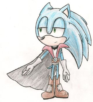 Sonic.. by Looner579