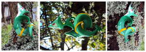 Serperior WIP by chow-marco