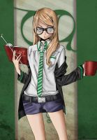 Slytherin Pride by Slayer-Sango