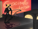 Chat Noir by Silver9streak