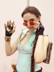 Lara Croft Steampunk - Prize by GPhoenix