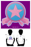 Ramona Star T-Shirt by odindesign