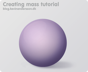 Tutorial and PSD: Creating mas by kevinandersson