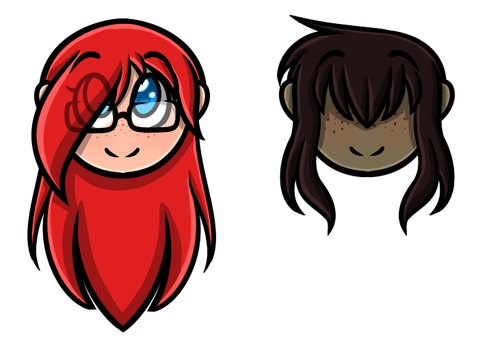 Gift: Doodletones and Ponder Sprocket Emojis by AnimeAngel120