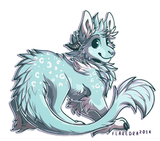 I am fluff by Citriel