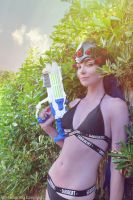 Widowmaker Cosplay by WhiteSpringPro