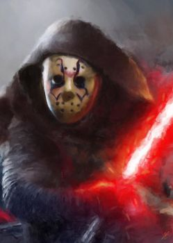 Darth Jason by FredrikEriksson1