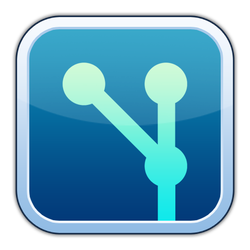 SourceTree Git flurry icon (redone) by MDFang