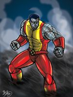 Colossus by darlinginc