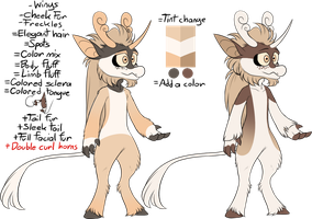 (Wyngro) Looks like the rest of that fur grew in by SirSlate