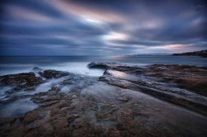 Sunset Cliff High Tide LE by Creative--Dragon