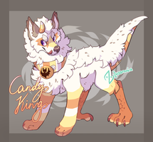 [Monsterfoo|Closed] Candy King by Lusomnia