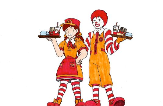 Ronald and Cathy by Jacob-Cross