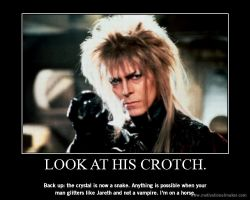 Jareth Old Spice Motivational by PreciousThing66
