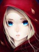 Red Riding Hood by nekokonut