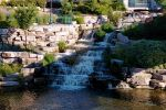 Frankenmuth Waterfall by B-Richards