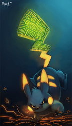 DAY 1. Tronchu (47 Minutes) by Cryptid-Creations