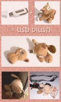 usb Plush by arrioch