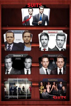 Suits Folder Icons by Drac-69
