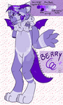 Berry Mini Ref by MonsterMeds