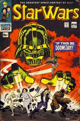 star wars x jack kirby by m7781
