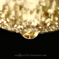 Pure Gold drop by Terry1977
