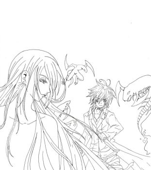 les_tenebres_lineart by Mymie-chan