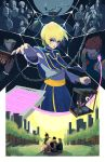 Yorkshin Kurapika by yuerise