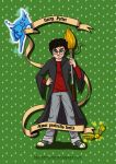 Harry Potter by Blueberry-me