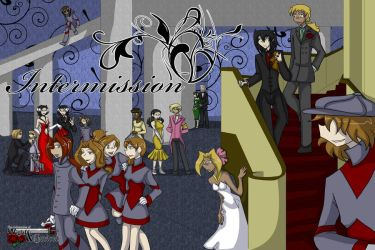 WAM - The Intermission by liliy