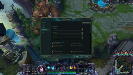 Woad Scout Quinn Stream Overlay by GDIForces