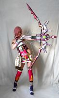 Serah Cosplay 13-2 by Zwielichtodin