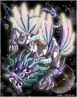 Cosmos Dragon by Tibby101