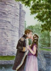The Faery and the Prince (Secret Kisses) by sylph7sky
