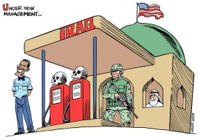 Iraq six years later by Latuff2