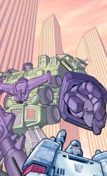 Prime, Say Hello to my BIG Friend by J-Rayner