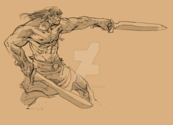 Conan by lionelmarty