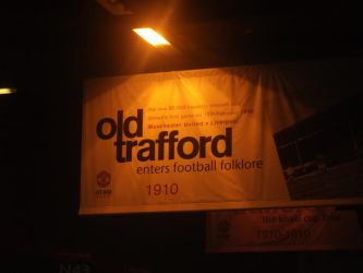 old trafford by BattlePearl