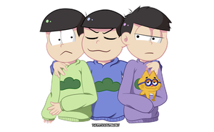 [Fan Art] Three Dorks by TheMysticalPancake