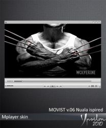 Mplayer Skin for windows by ypsilon2010