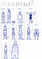June 16th Height Chart by Taijj