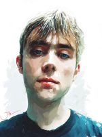 DAMON ALBARN by JALpix