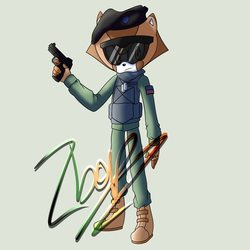 Captain Devis 2018 by Zboys