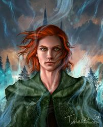 Kvothe by MORGANA0ANAGROM