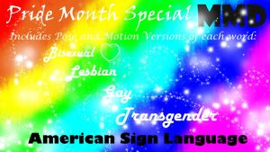 American Sign Language - Pride Month Special by RAMessenger