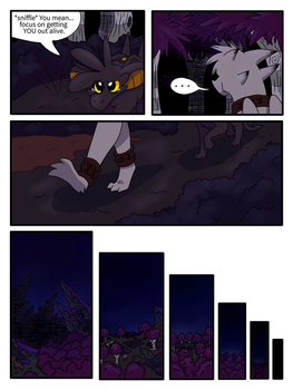 Realm Quest Chapter 2 Page 10 by EeveesAndDragons