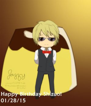 Happy Birthday Shizuo 2015 by queenjazz225