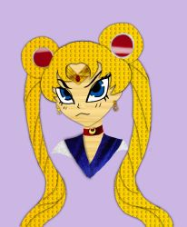 Sailor Moon Texture by Wicked-MSTH