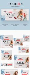 Fashion Sale Ad Banners by webduckdesign